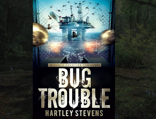 Bug Trouble Cover